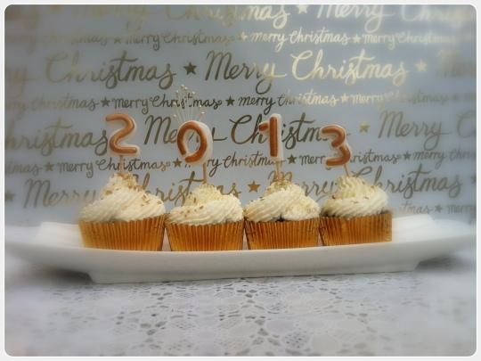 Cupcakes nutella 2013