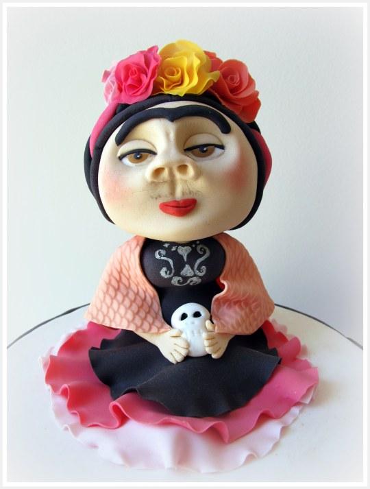 Curso Frida modelado con Tartarte