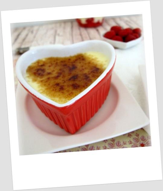 Crema queso mascarpone con frambuesas