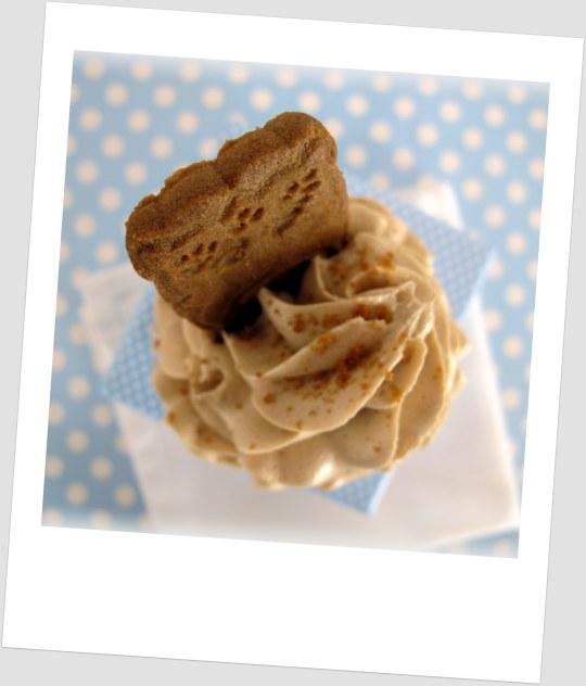 Cupcakes de Spéculoos