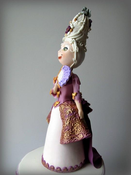 Marie Antoniette Cake