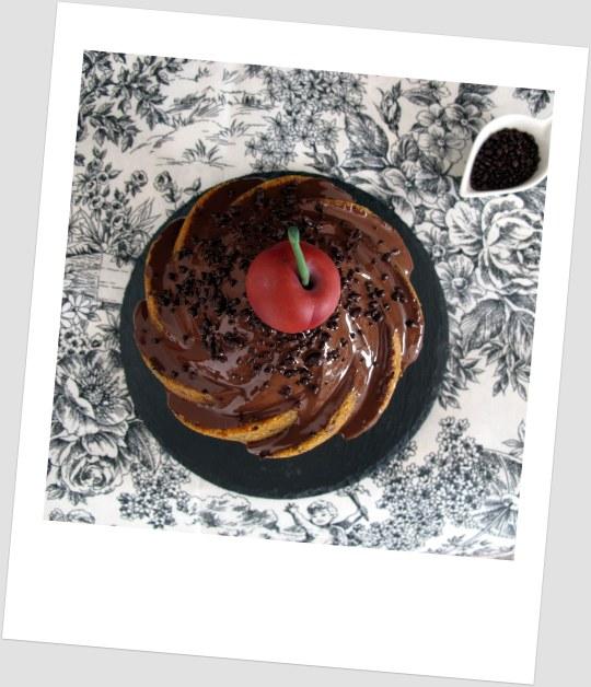 Bundt cake con molde Nordic Ware