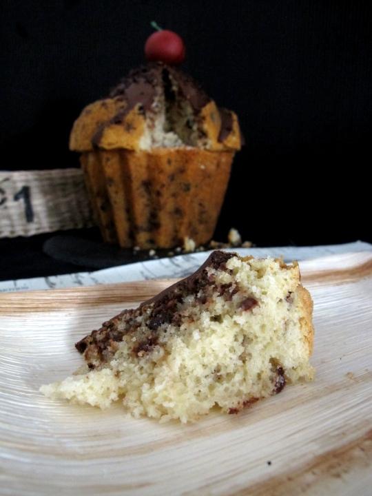 Bundt cake de vainilla y nata